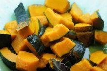 かぼちゃ 切り方