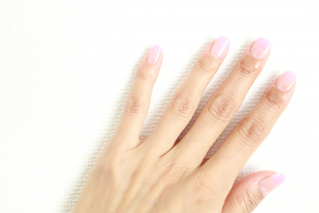 爪 変色 原因