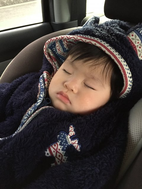 冬 赤ちゃん 服装
