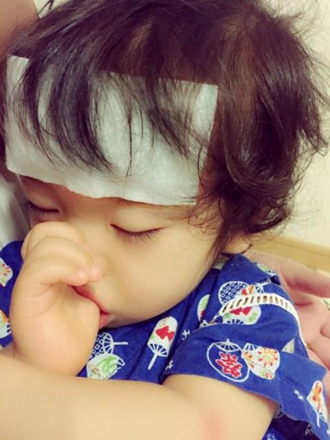 赤ちゃん 熱 離乳食