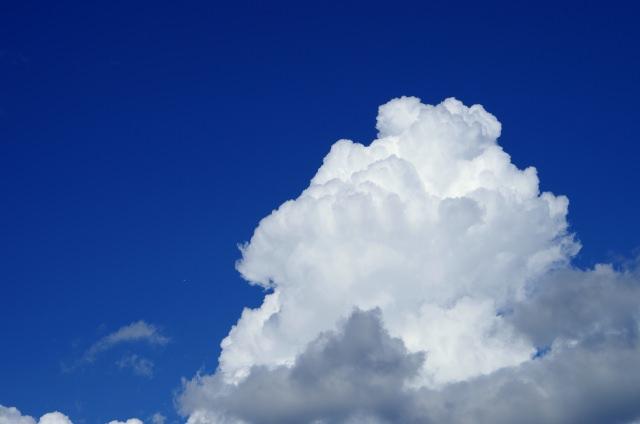 積乱雲 入道雲 違い