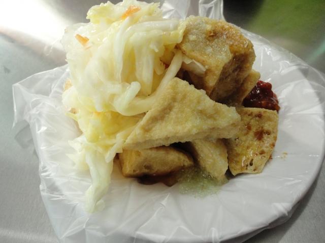 臭豆腐 臭い 栄養