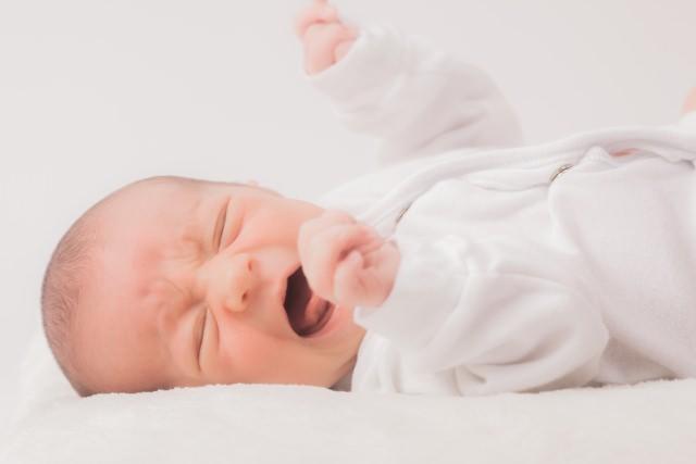 新生児 しゃっくり