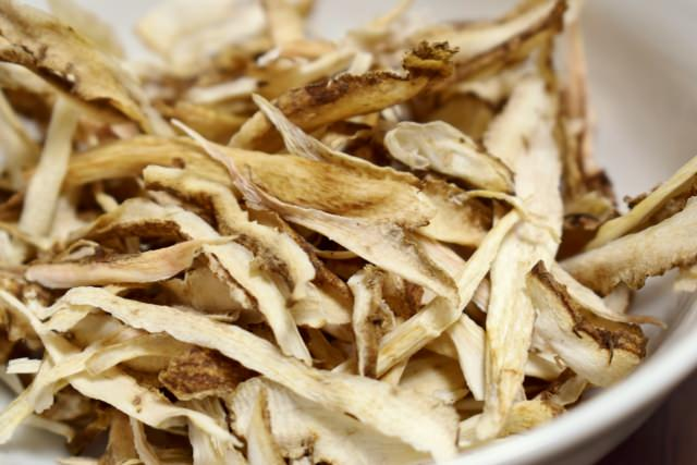 乾燥ごぼう 作り方