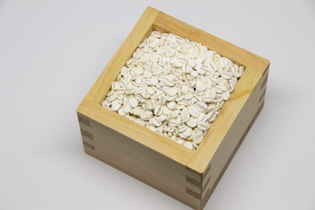 胚芽押麦 栄養