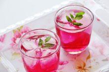 紫蘇ジュース 効果 効能
