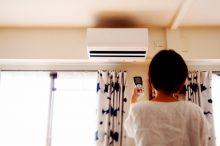 エアコン 冷房 効かない